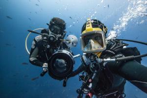 formation prise de vue sous marine